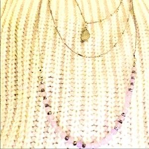 Kohl's NEW Necklace Rhinestones Great gift 🎁 NWT